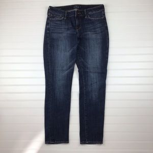 Lucky Brand Mid-Rise Lolita Skinny Jeans